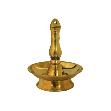 Hanging Oil Lamp with Chain