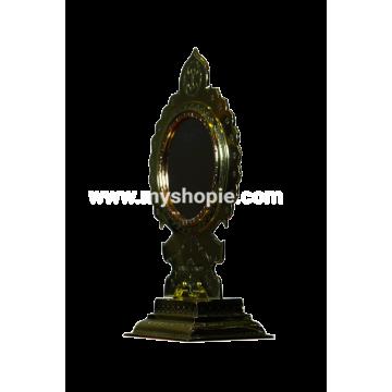 Round Base 3.5 inch Aranmula Kannadi