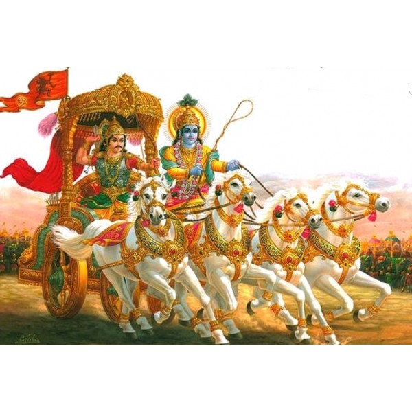 Panchajanyam Mural Painting