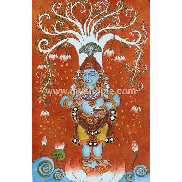 Chathuraksharee Krishna
