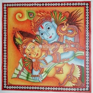 Radhakrishna (രാധയും കൃഷ്ണനും)