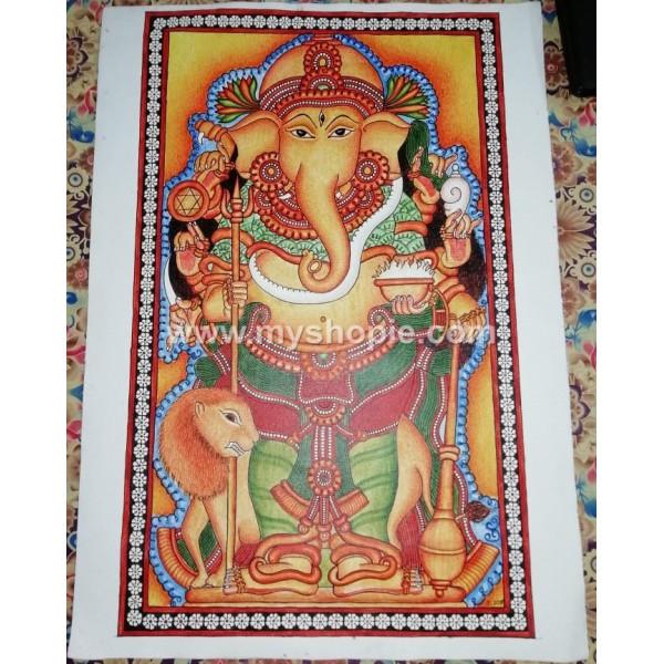 Ganapathi (ഗണപതി)