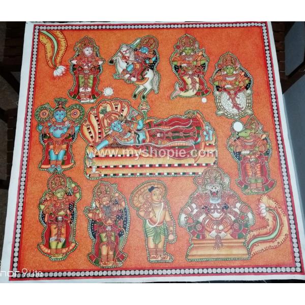 Dasavathaaram (ദശാവതാരങ്ങള്)