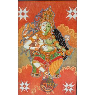 Ardhanarishvara - അർദ്ധനാരീശ്വരൻ
