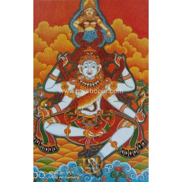Gangadhara Shiva - ഗംഗധാരശിവൻ