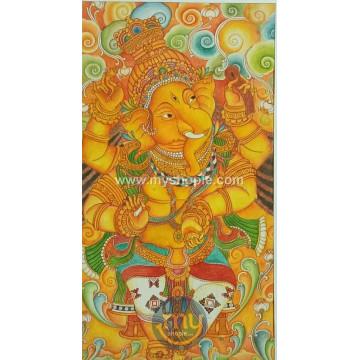 Sri Rama (ത്രയമ്പകം കെട്ടുന്ന ശ്രീരാമൻ)
