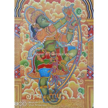 Sri Rama - ത്രയമ്പകം...