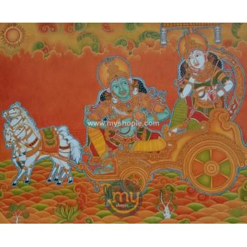 Dhanvantari (ധന്വന്തരിമൂർത്തി)