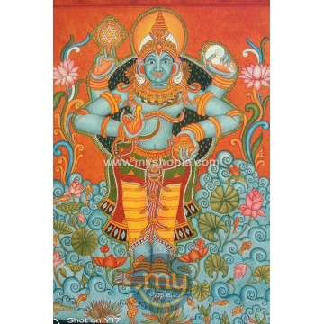 Dhanvantari - ധന്വന്തരിമൂർത്തി