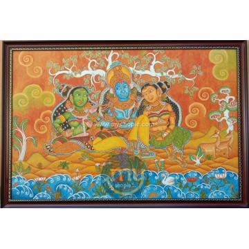 Radhamadhavam - രാധാമാധവം