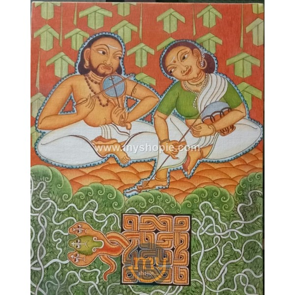 Pulluvan Pattu - പുള്ളുവൻപാട്ട്
