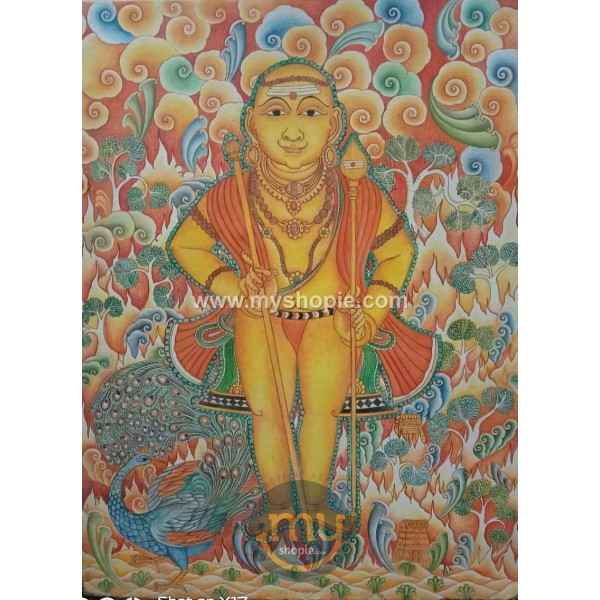 Murugan - ദണ്ഡായുധ പാണി
