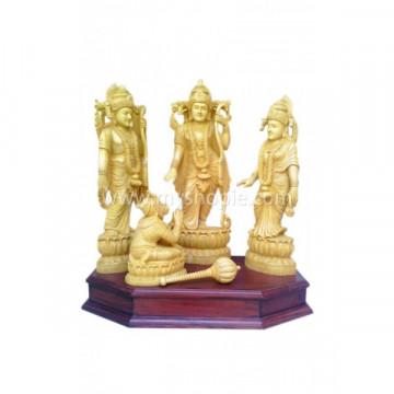 Sri Rama Pattabhishekam...
