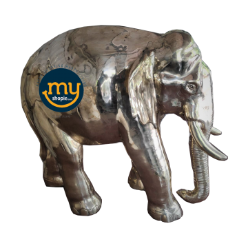 Elephant Kerala Special Brass Sculpture