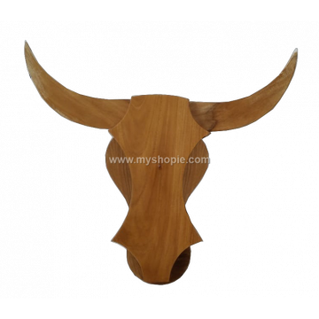 Odiyan Hand Carving Wooden Wall Mounting