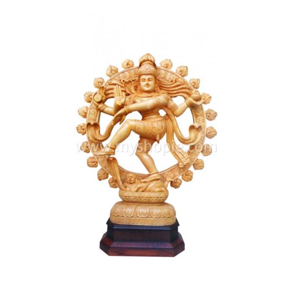 Dancing Nataraja Statue 18 inch