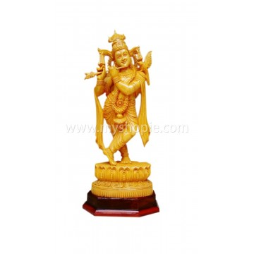Shri Krishna Statue with Flute