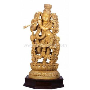 Muralidhar Krishna Statue
