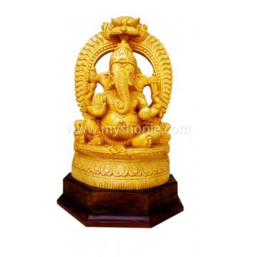 Prabha Ganapathi Statue