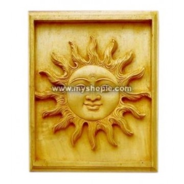 Sun Square panel Door Design