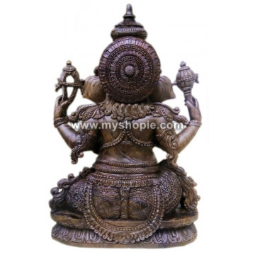 Lord Ganesha Sculpture