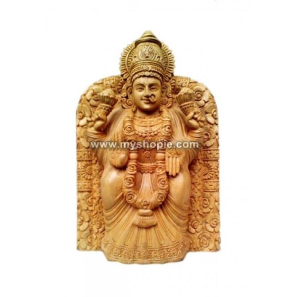 Attukal Bhagavathy Statue