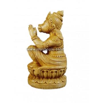Hanuman Sculpture