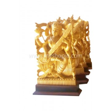 Saraswati Statue 2 inch
