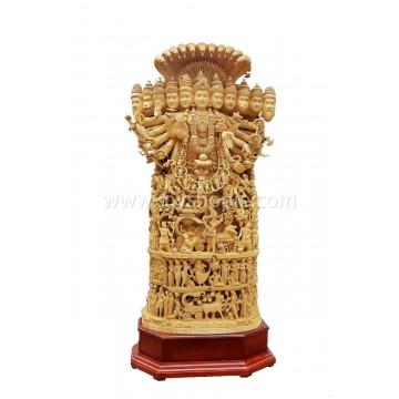 Mahabharata Story Statue 6 feet (Front View)