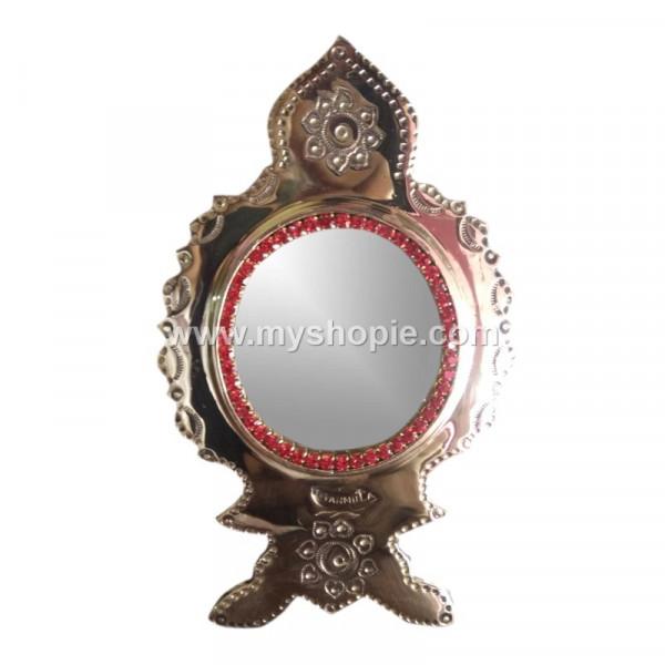 Aranmula Kannadi Traditional Stand 2 inch