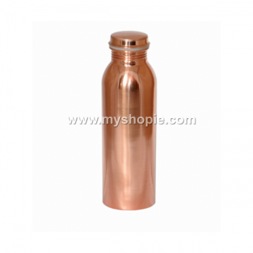 Seamless Copper Water Bottle