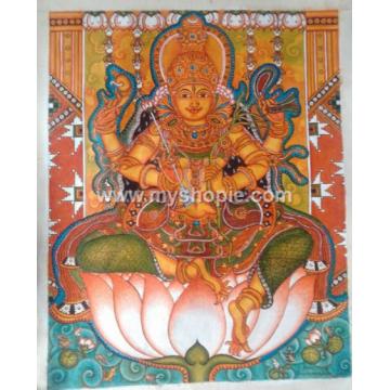 Goddess Rajarajeshwari Devi (ദേവി രാജരാജേശ്വരി)