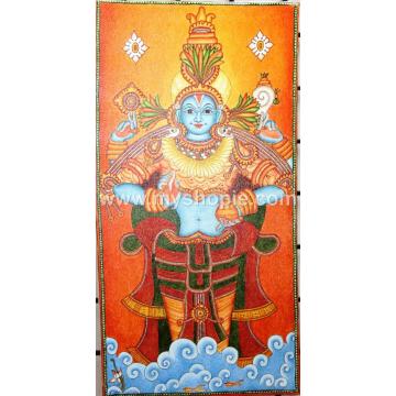 Lord Dhanvantari (ധന്വന്തിരി)